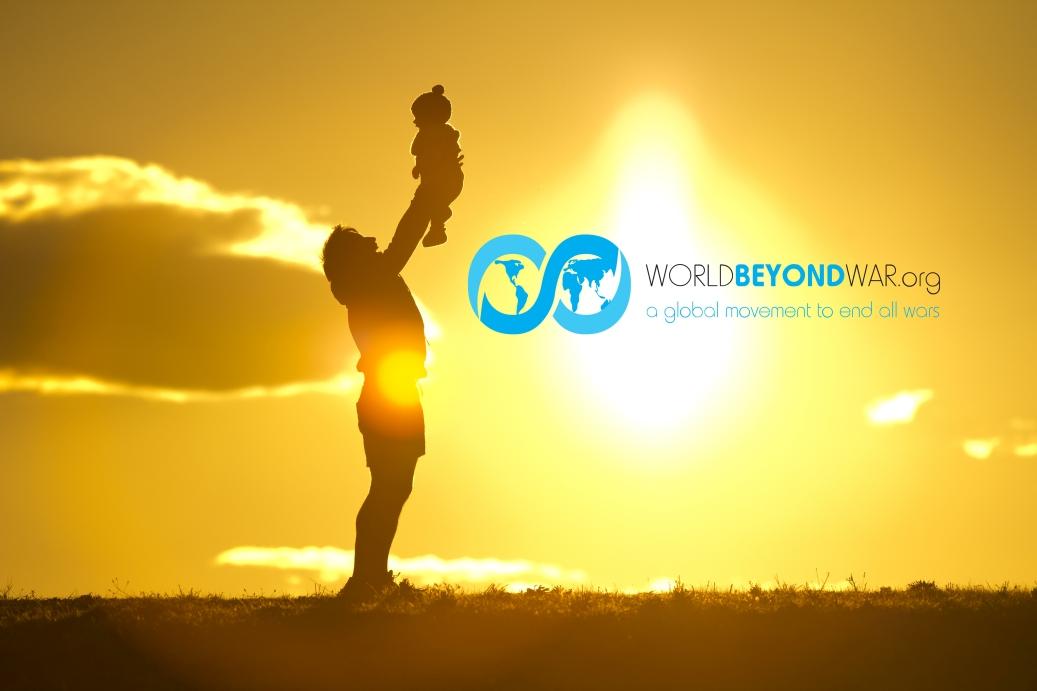 Movement building organization World Beyond War