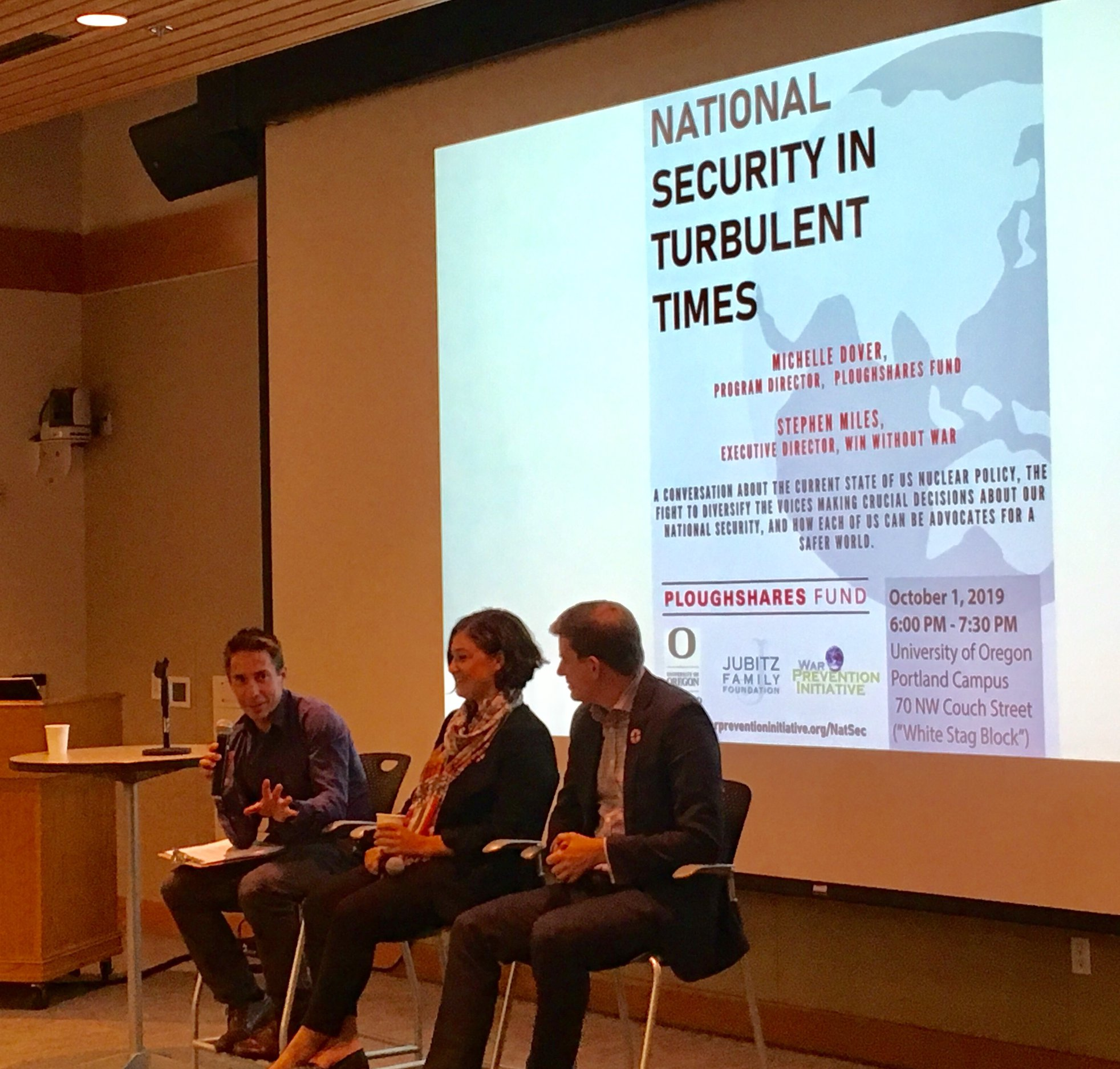 National Security in Turbulent Times
